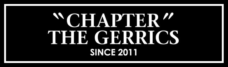 CHAPTER THE GERRICS